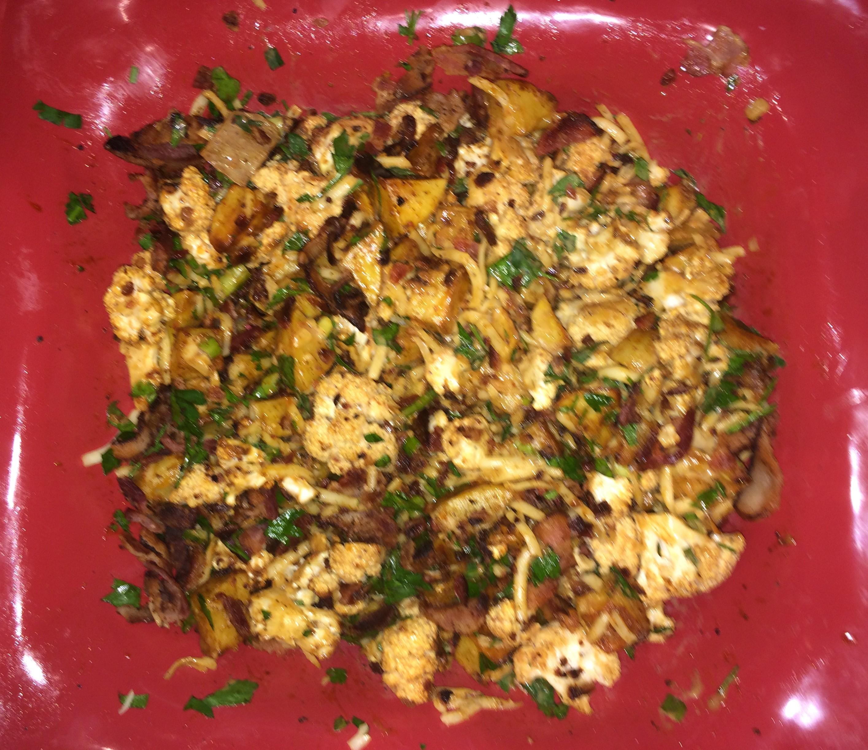 Potato, Cauliflower Beacon (2)
